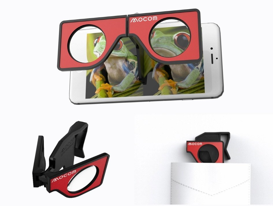 [ETNEWS] Mocomtech acquires US patents for small and light portable VR viewer