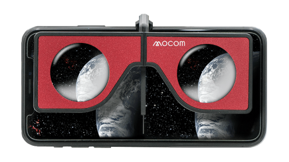portable VR glasses POCKET VR NABI from Mocom