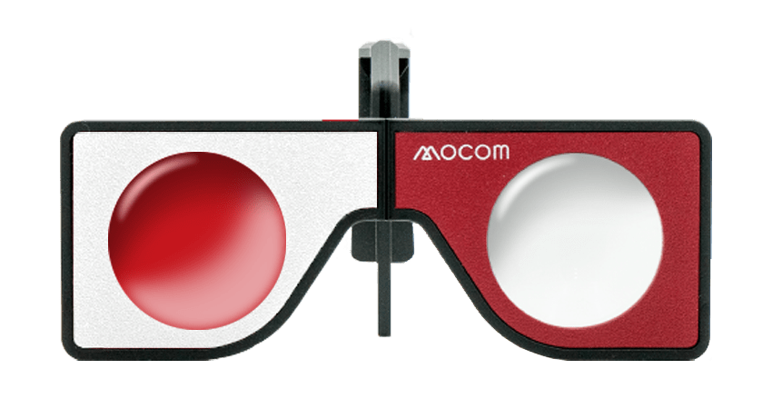 Portable VR glasses/viewer- Pocket VR NABI by mocom
