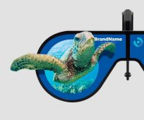 VR Catalog, Promotional VR glasses, promotional VR headset, branded VR Glasses