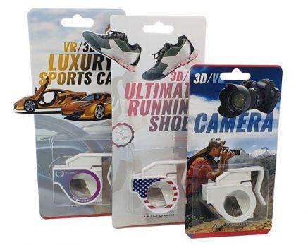 VR Marketing, VR Catalogue. VR brochure,
