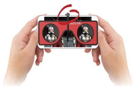 HOW TO USE POCKET VR NABI